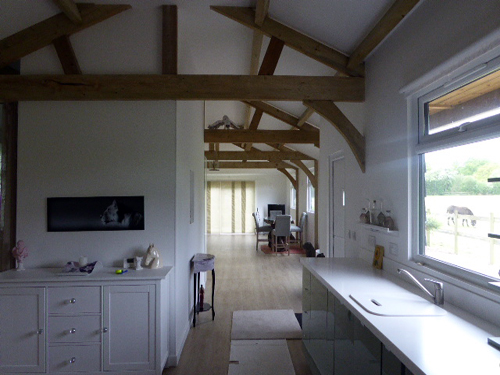 Willow Wood Barn holiday let